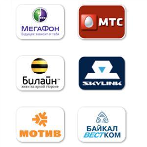 Операторы сотовой связи Кургана