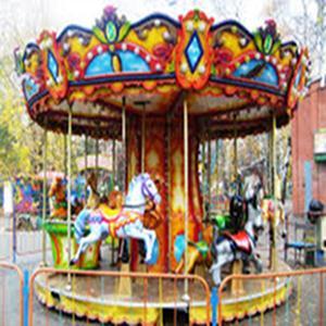 Парки культуры и отдыха Кургана