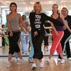 Школы танцев Кургана