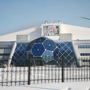 Спортивные комплексы Кургана